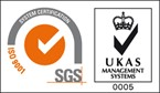 Interclamp SGS ISO Certification